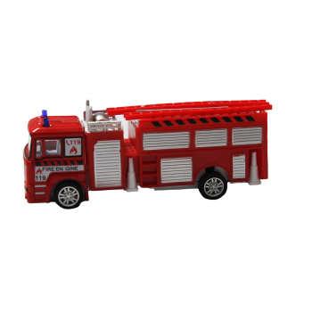 ماشین بازی طرح آتشنشانی مدل 002