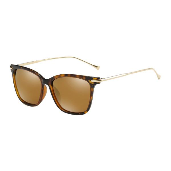 عینک آفتابی زنانه مدل P8012 Tawny