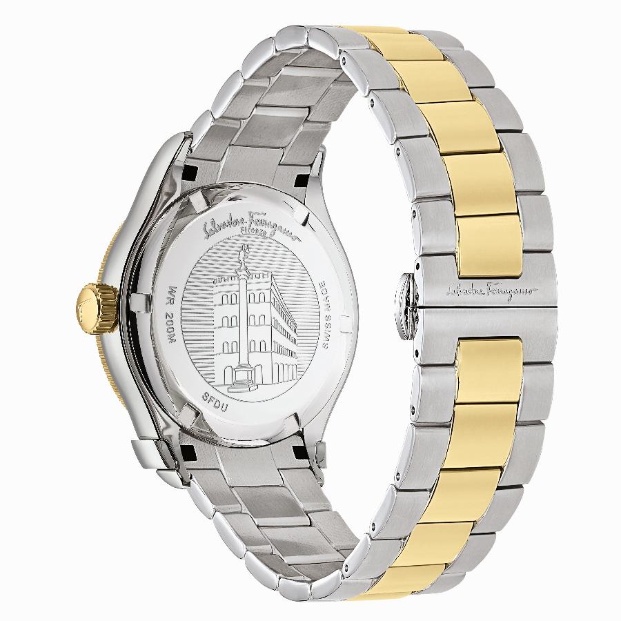 ساعت مچی عقربهای مردانه سالواتوره فراگامو مدل SFDU005 19