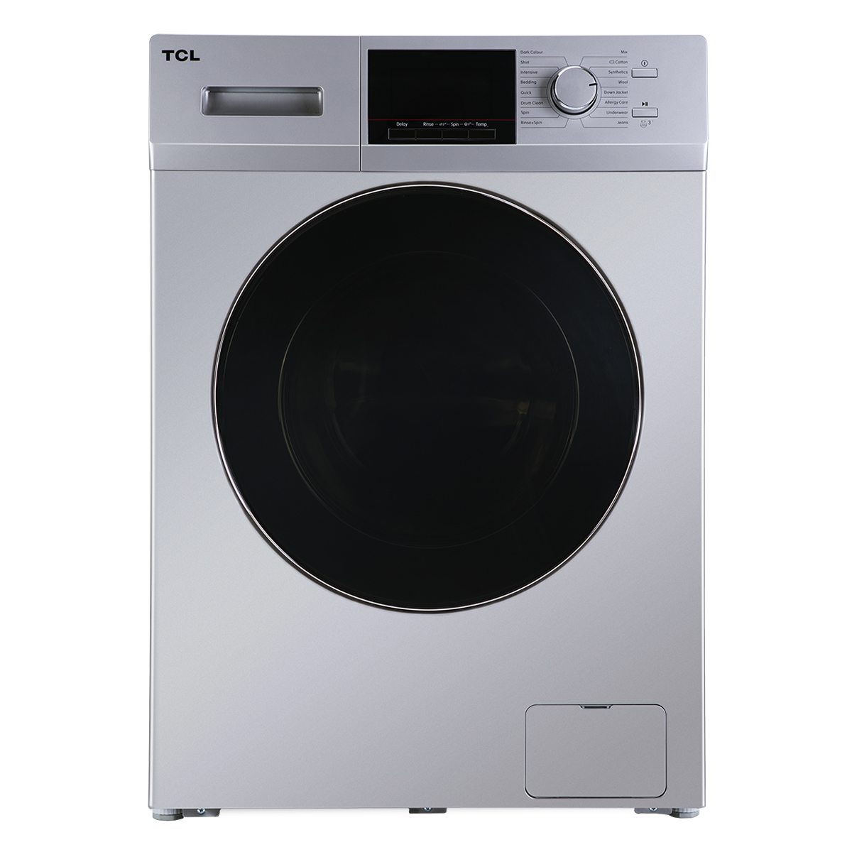 ماشین لباسشویی تی سی ال مدل TWM-804SBI ظرفیت 8 کیلوگرم