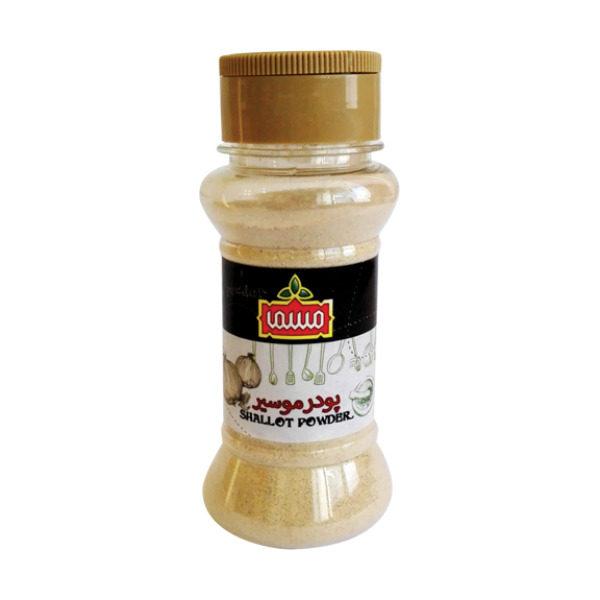 پودر موسیر ممتاز مسما - 80 گرم