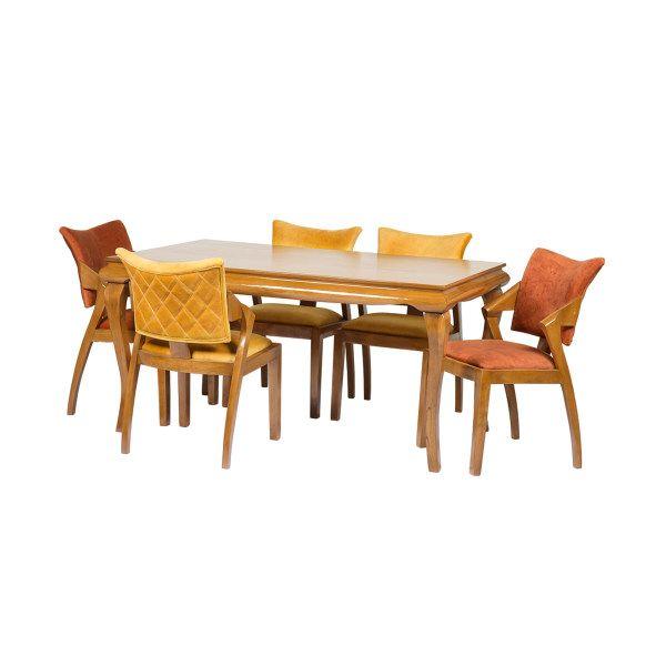 میز و صندلی ناهار خوری کد 010