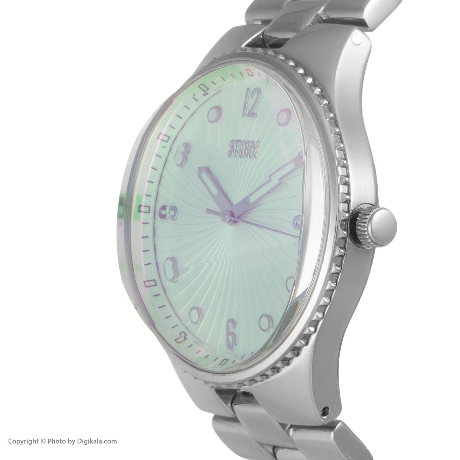 ساعت مچی عقربه ای زنانه استورم مدل ST 47148-IC -  - 5