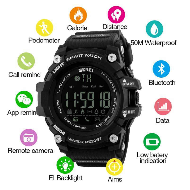 ساعت مچی دیجیتال اسکمی کد 1227blc              اصل