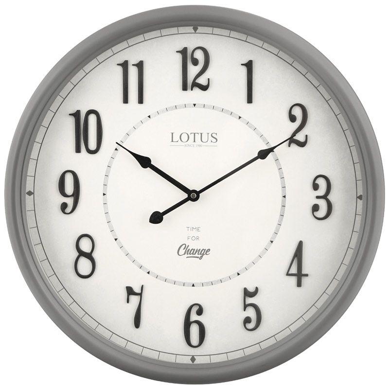 ساعت دیواری لوتوس مدل 263