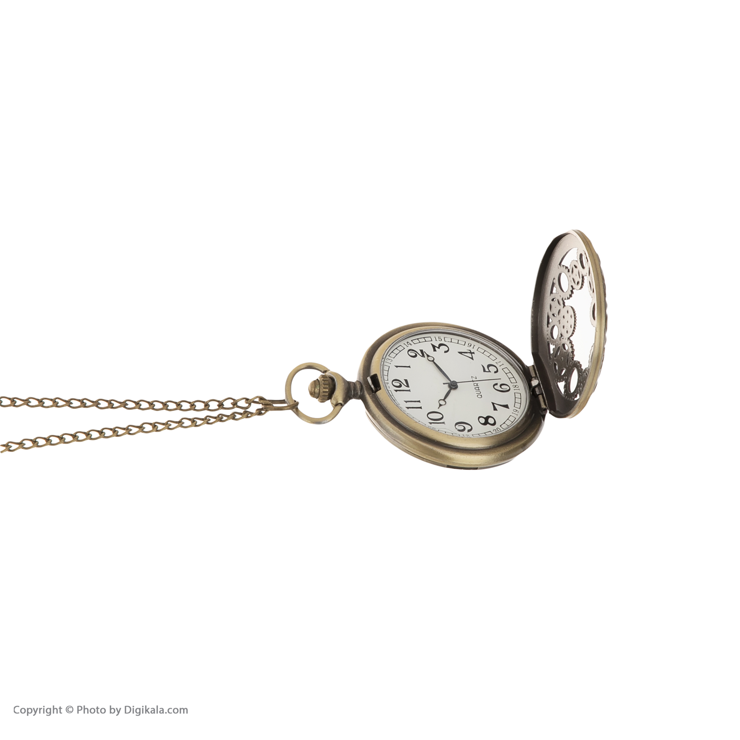 ساعت گردنبندی عقربه ای زنانه کد 41              ارزان