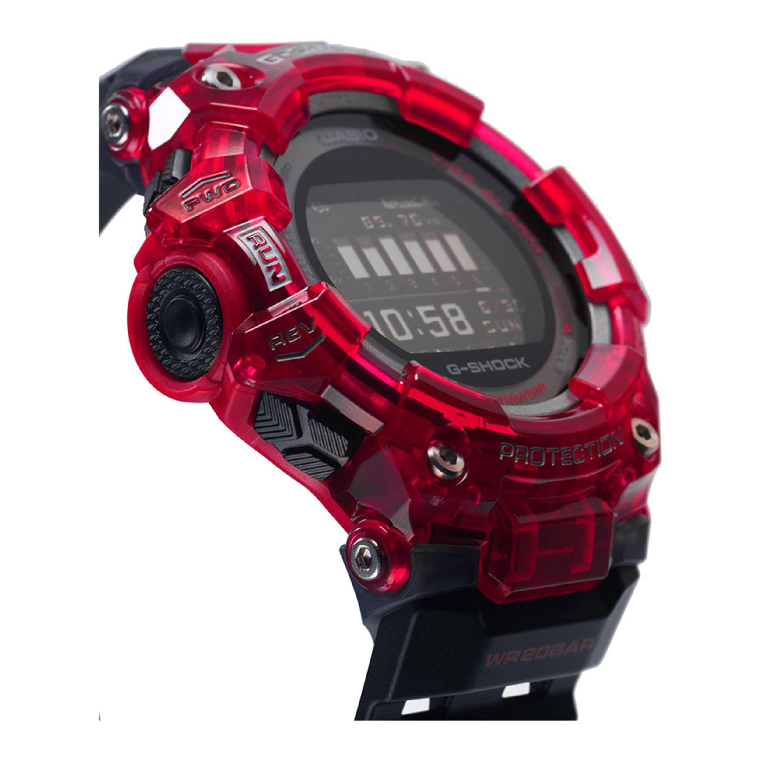 ساعت مچی دیجیتال مردانه کاسیو مدل GBD-100SM-4A1DR