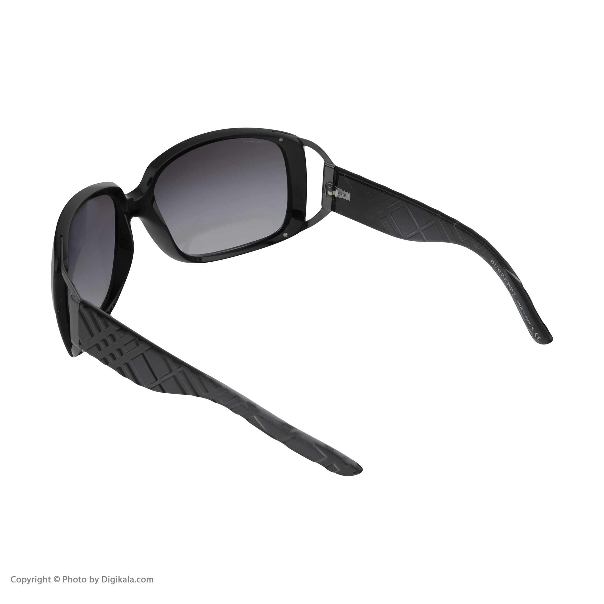 عینک آفتابی زنانه بربری مدل BE 4070S 300111 61 -  - 5