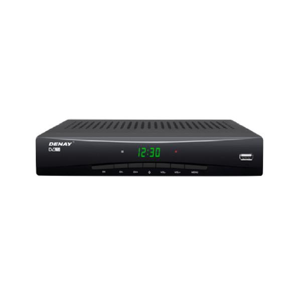 گیرنده دیجیتال  DVB-T دنای مدل STB1013H به همراه کابل HDMI