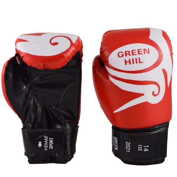 دستکش بوکس گرین هیل مدل Fighter