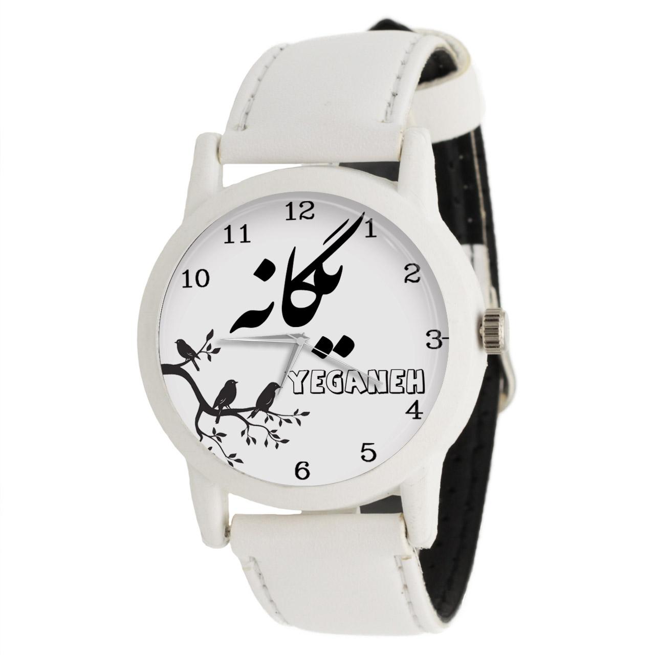 ساعت مچی عقربه ای زنانه طرح یگانه کد LF3132