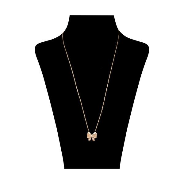 گردنبند طلا 18 عیار زنانه مدیسا مدل N7023