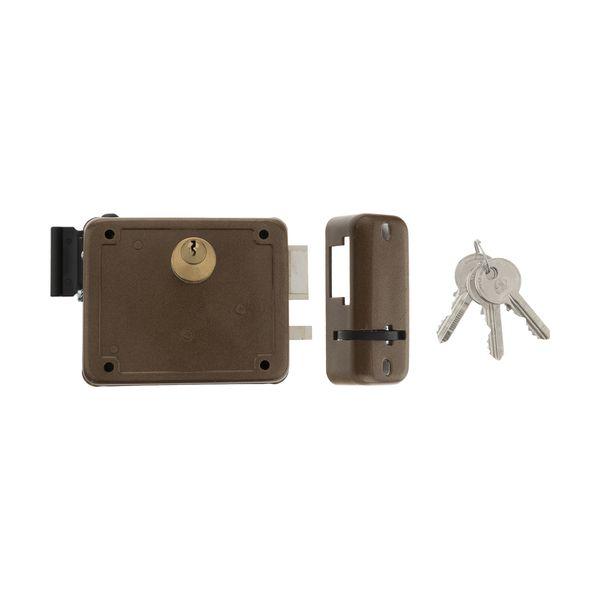 قفل حیاطی مدل 172/E