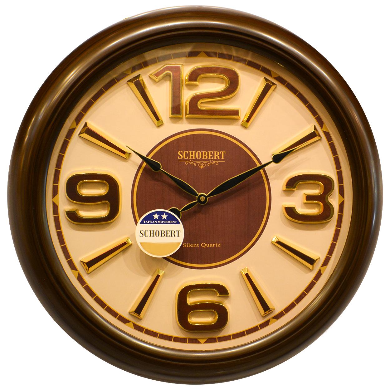 راهنمای خرید ساعت دیواری شوبرت مدل 5230 لیست قیمت