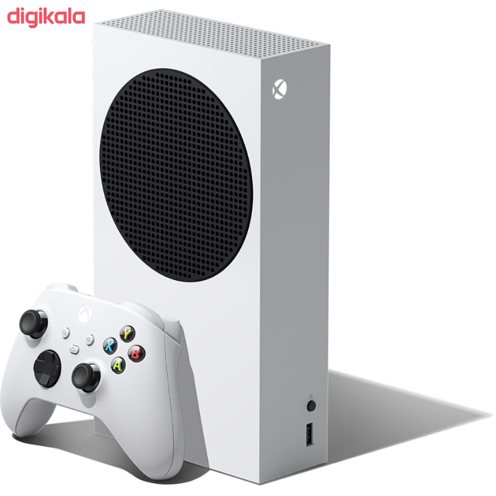 کنسول بازی مایکروسافت مدل XBOX SERIES S ظرفیت 512 گیگابایت main 1 2