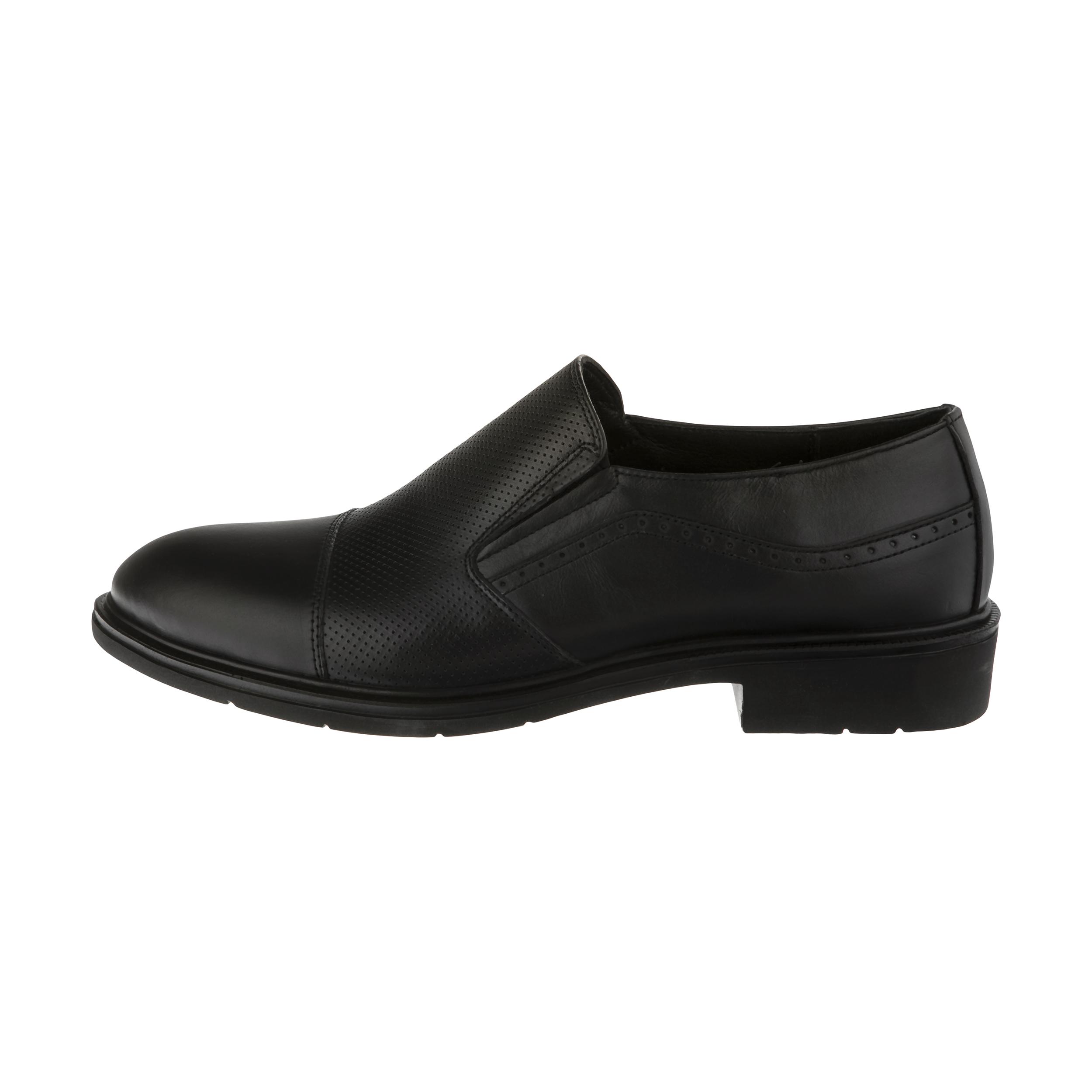 کفش مردانه شهر چرم مدل MT811