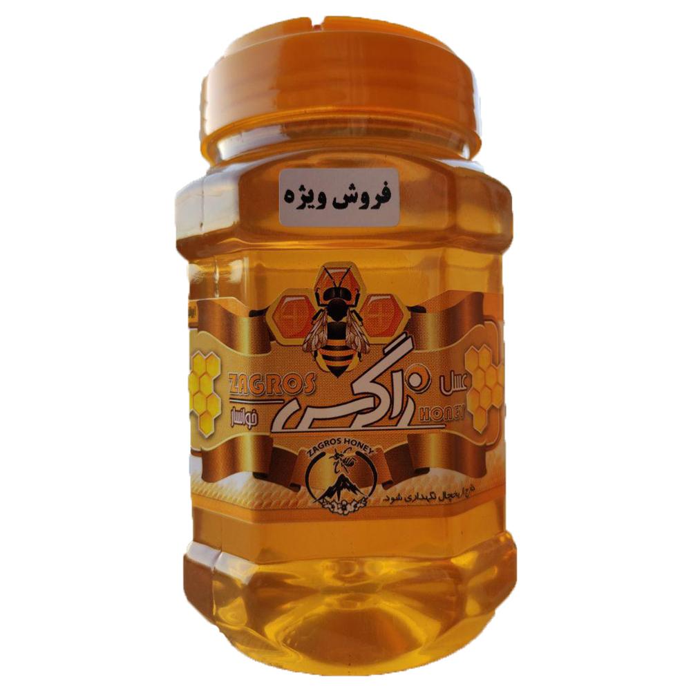 عسل چهل گیاه زاگرس - 900 گرم