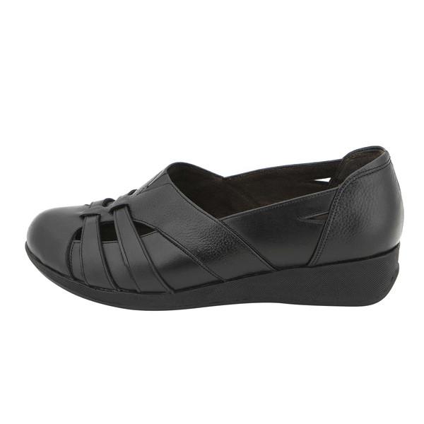 کفش زنانه روشن مدل ماهرو کد 01