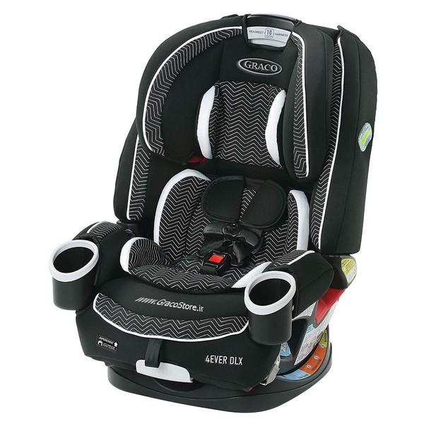 صندلی خودرو کودک گراکو مدل 4EVER DLX