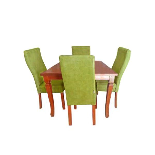 میز و صندلی ناهار خوری چوبکو مدل 646_4