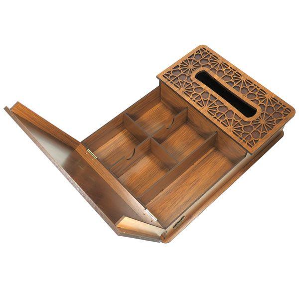 جعبه چای کیسه ای لوکس باکس کد LB17-00