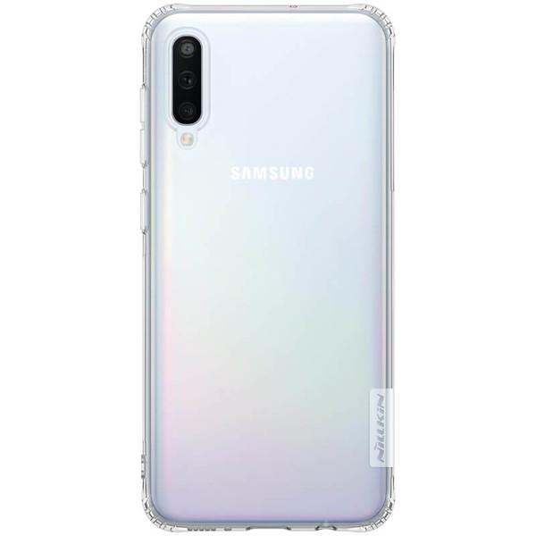کاور نیلکین مدل Nature مناسب برای گوشی موبایل سامسونگ Galaxy A30s / A50s
