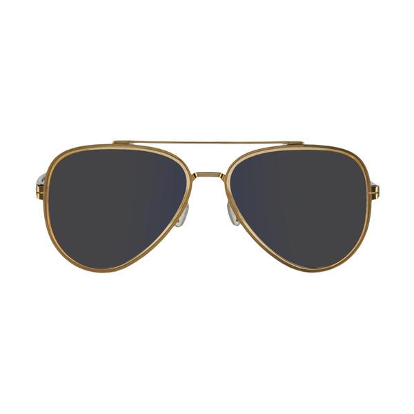 عینک آفتابی مردانه بولون مدل BL6033D20