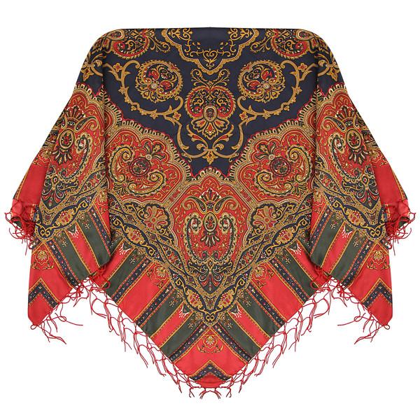 روسری زنانه مدل ترکمن کد 1