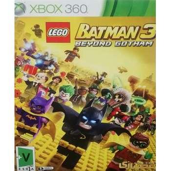 بازی BATMAN 3 مخصوص XBOX 360