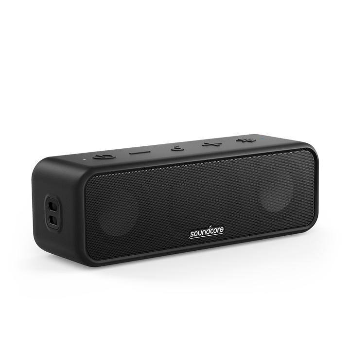 بررسی و {خرید با تخفیف}                                     اسپیکر قابل حمل ساندکور مدل Soundcore 3                             اصل