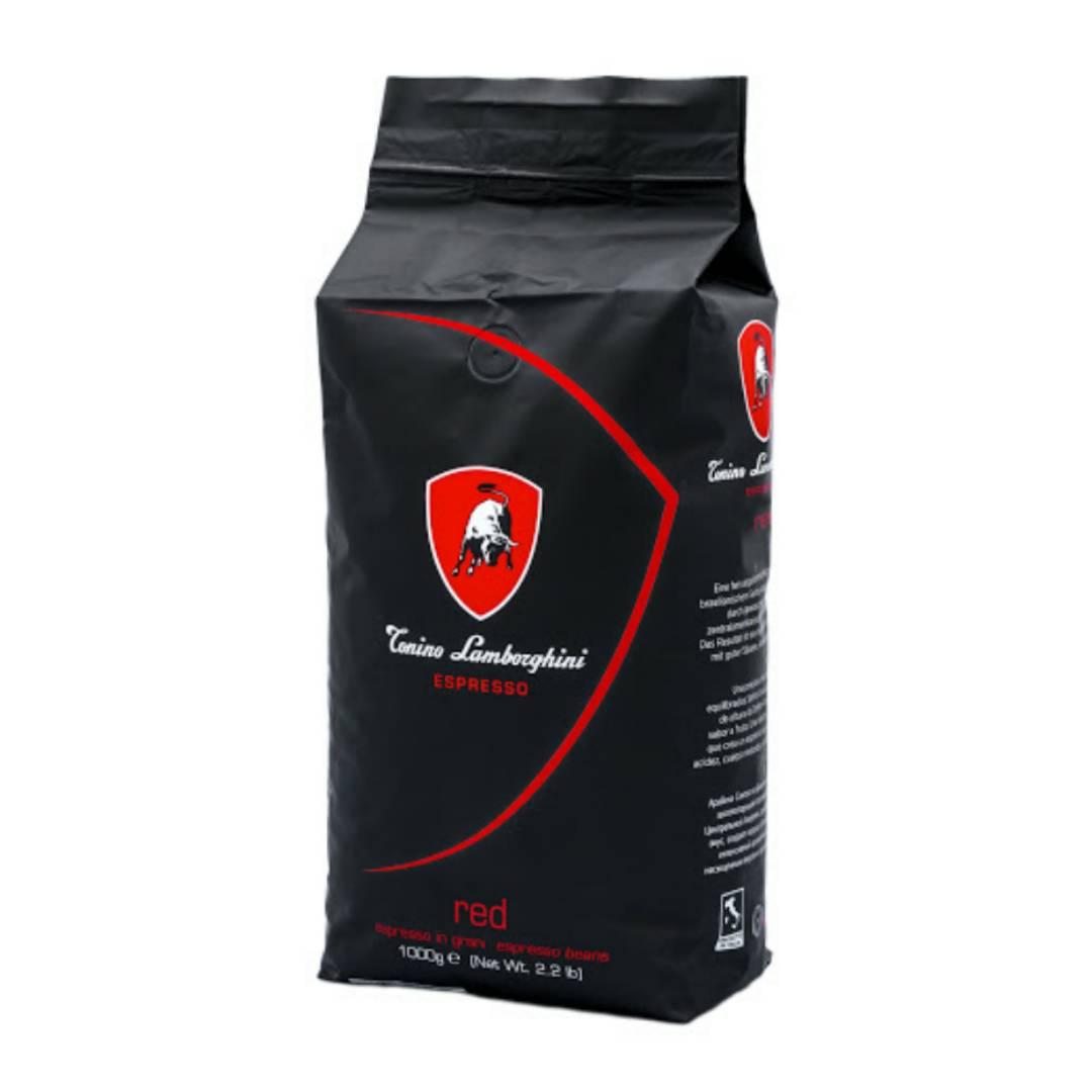 خرید اینترنتی با تخفیف ویژه دانه قهوه رِد تونینو لامبورگینی - ۱ کیلوگرم