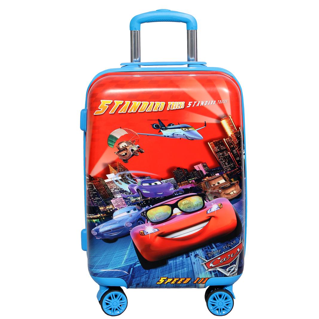 چمدان کودک دیزنی مدل مکویین کد 0103