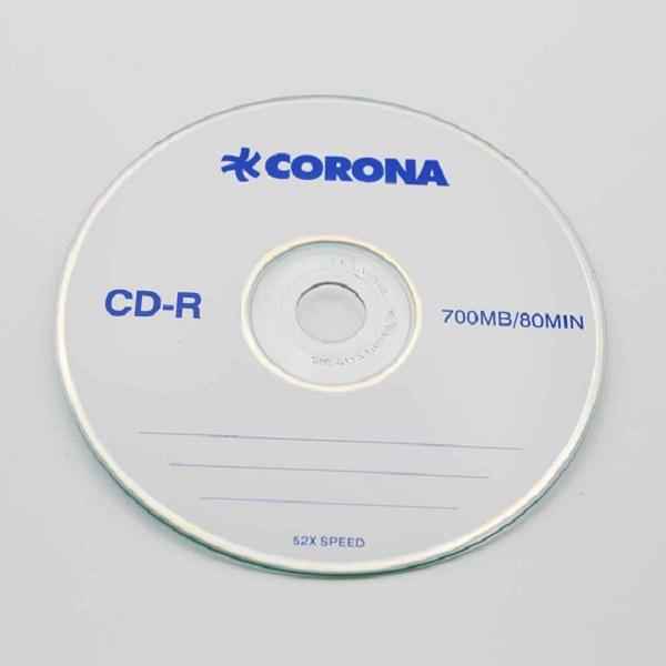 سی دی خام کرونا کد 2بسته 15 عددی