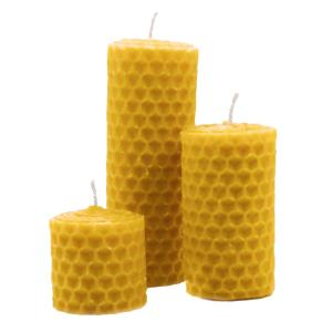 شمع کد honey-03 بسته 3 عددی