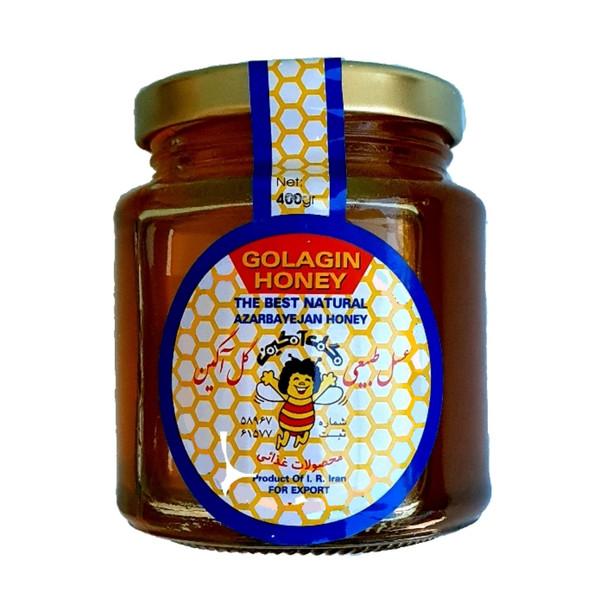 عسل چهل گیاه گل آگین - 400 گرم