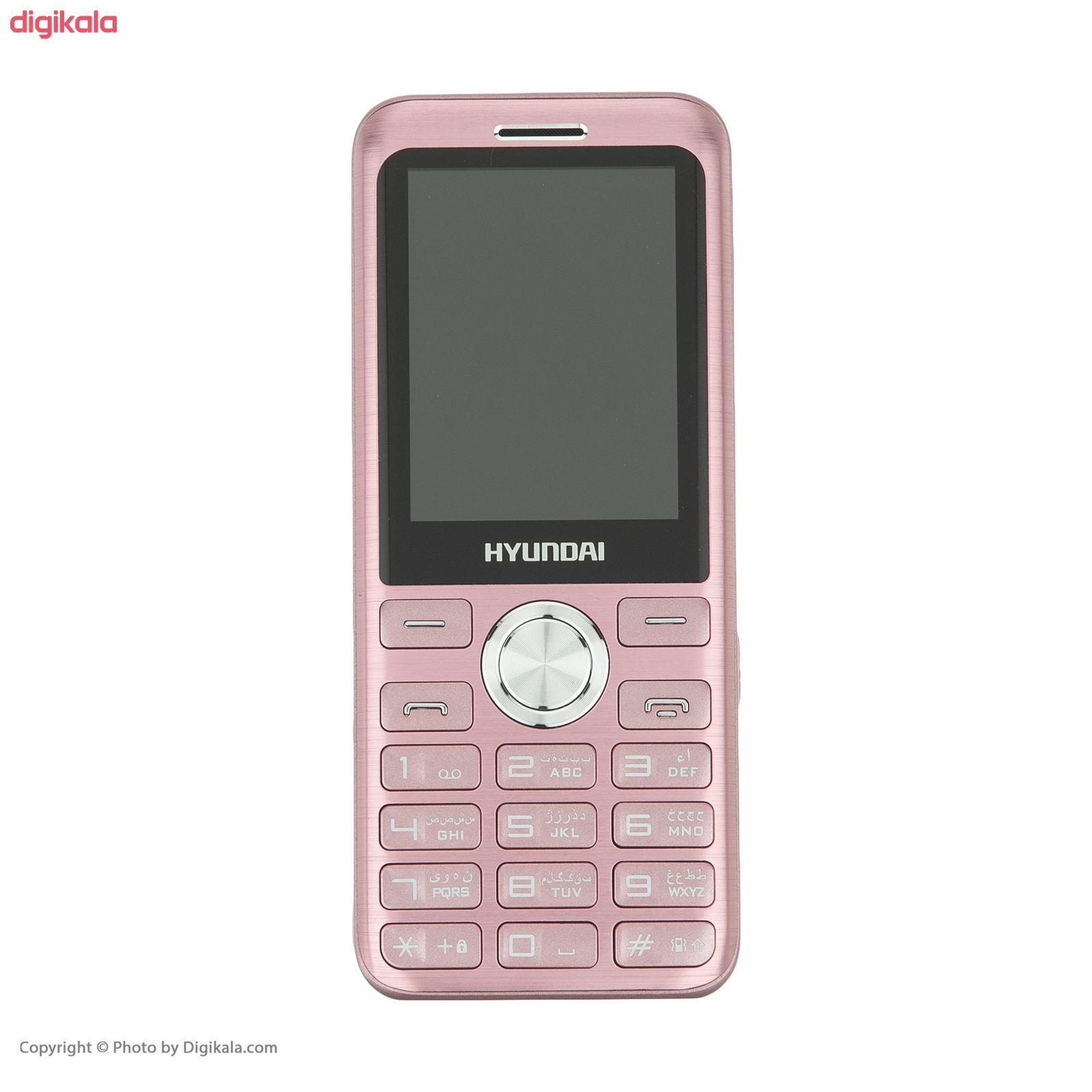 گوشی موبایل هیوندای مدل Seoul K3 دو سیم کارت main 1 9