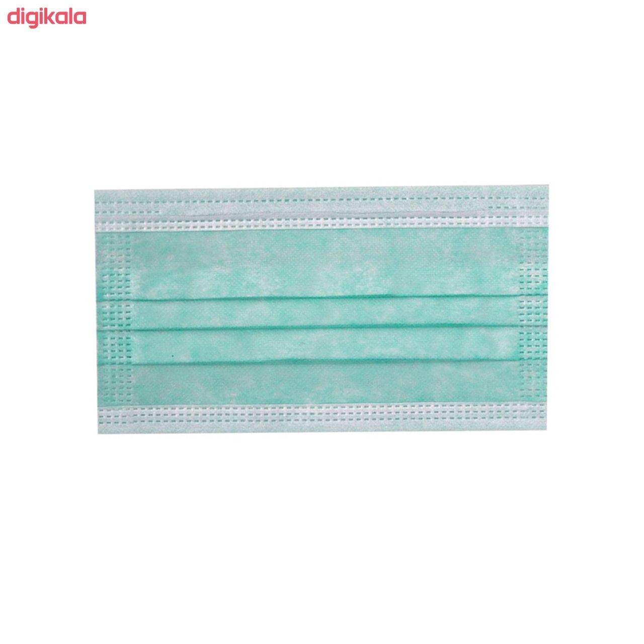 ماسک تنفسی انزانی مدل LG12 بسته 50 عددی main 1 1