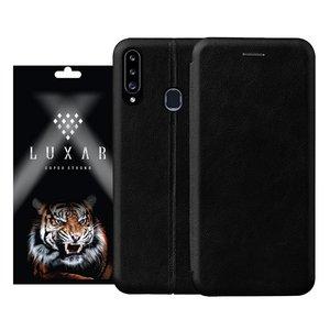 کیف کلاسوری لوکسار مدل LFC-260 مناسب برای گوشی موبایل سامسونگ Galaxy A20S