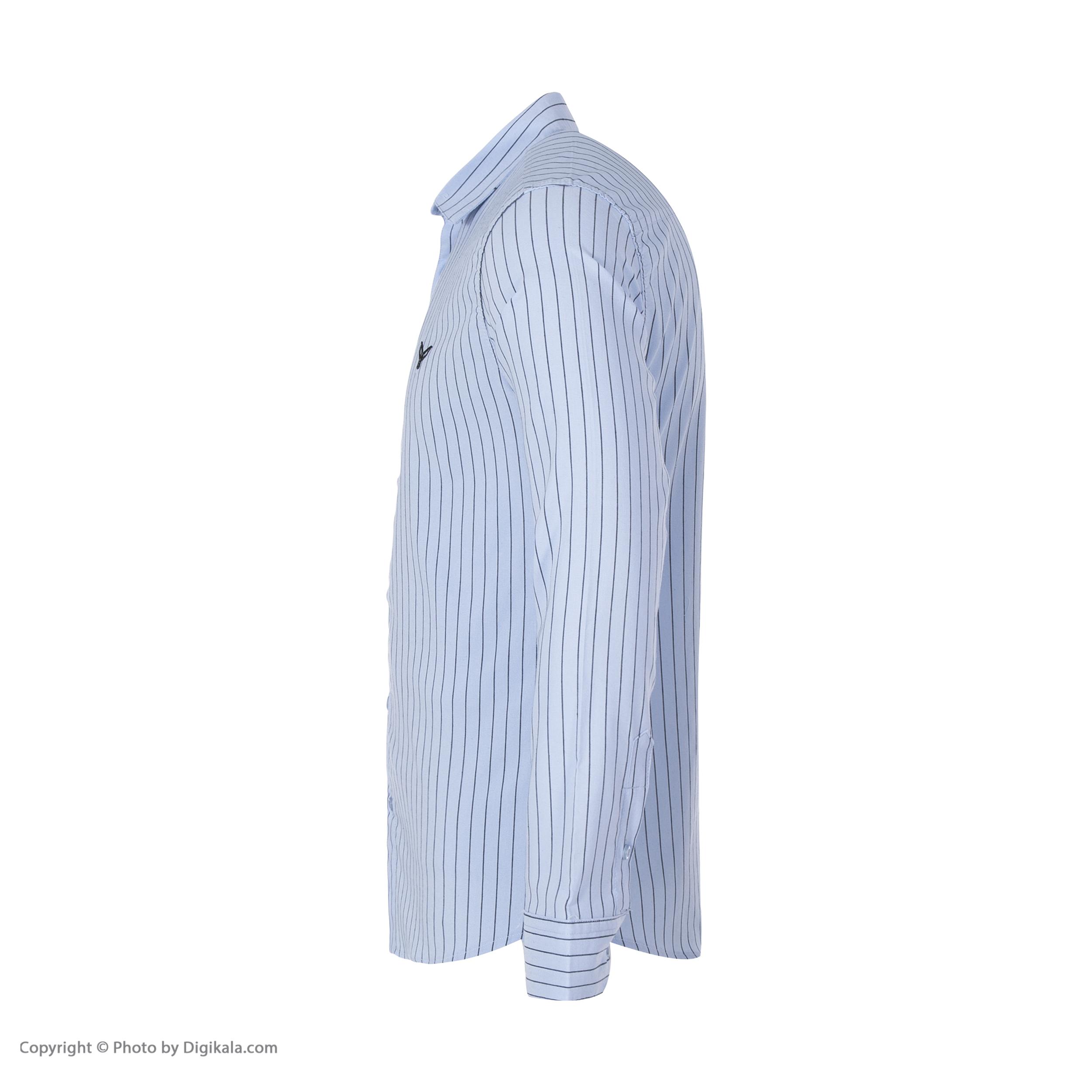 پیراهن مردانه پیکی پوش مدل M02347 main 1 1