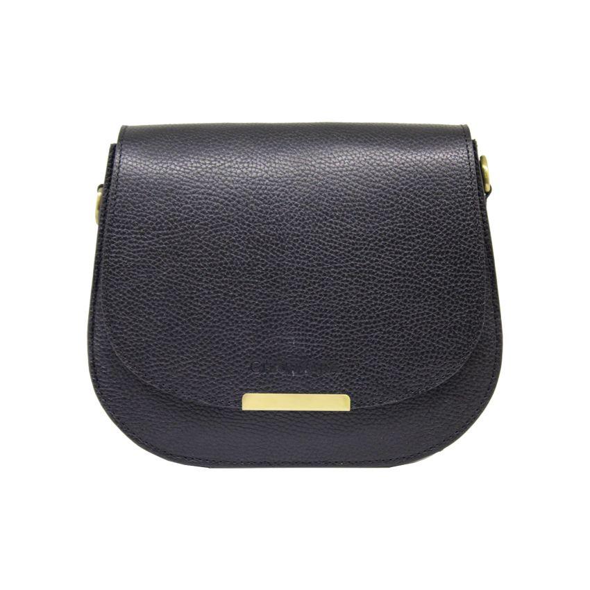 کیف دوشی زنانه چرم آرا مدل d060 -  - 11