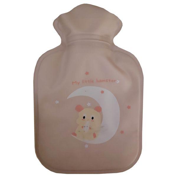 کیسه آب گرم کودک طرح همستر