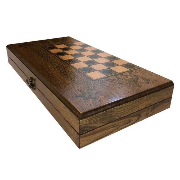 تخته شطرنج مدل cyrus2