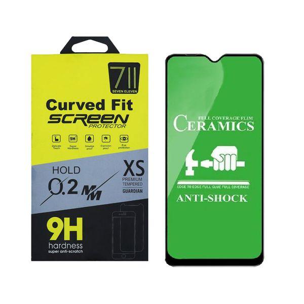 محافظ صفحه نمایش سرامیکی مدل CRM مناسب برای گوشی موبایل سامسونگ Galaxy A50/A50S/A30/A30S