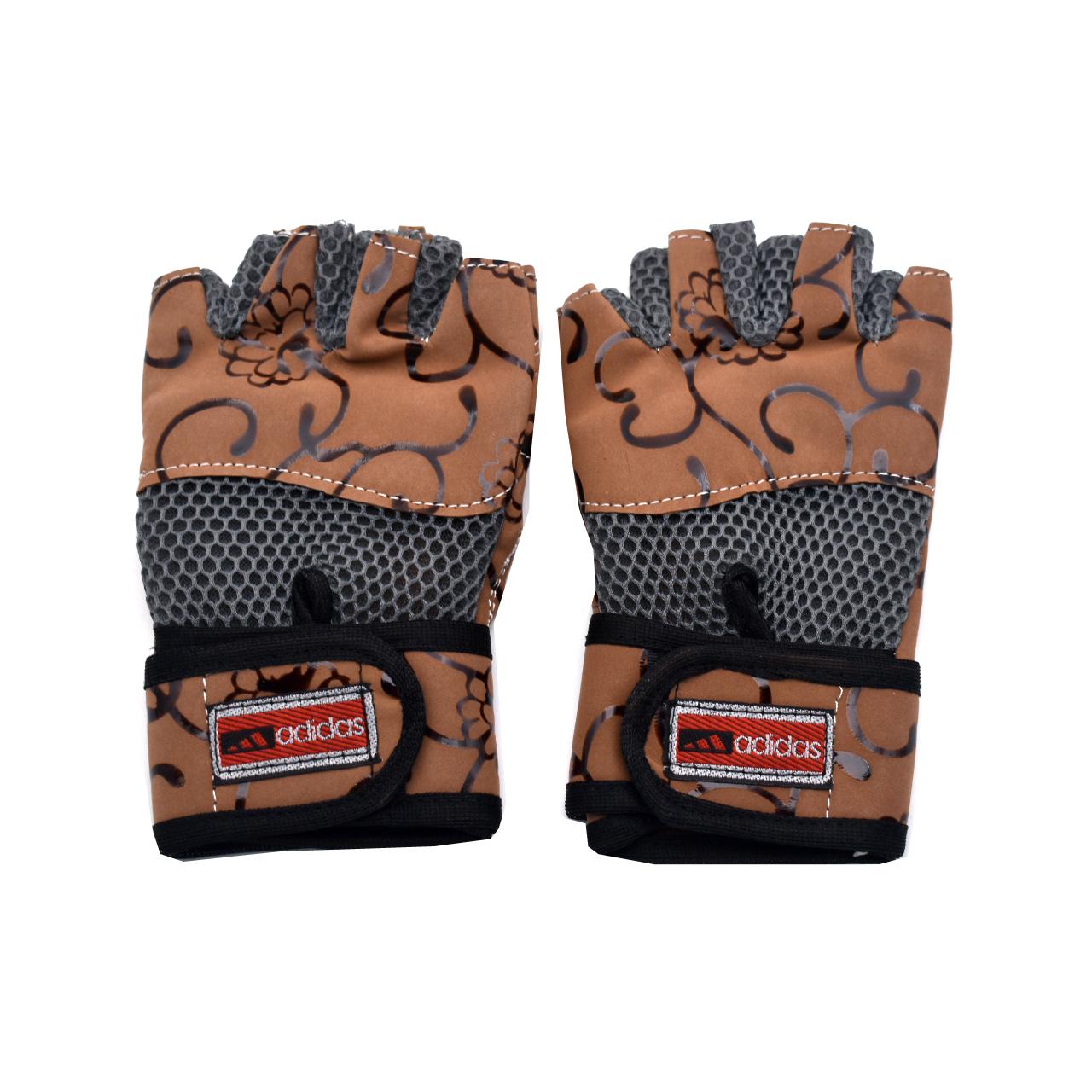 دستکش بدنسازی زنانه کد N-109