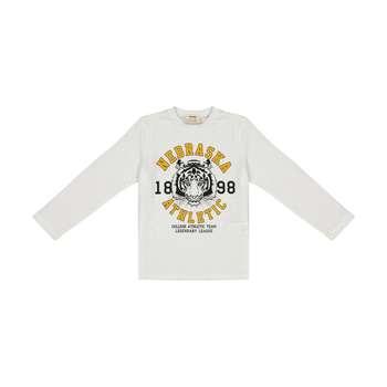 تی شرت پسرانه کوتون مدل 1kkb16446ok-000