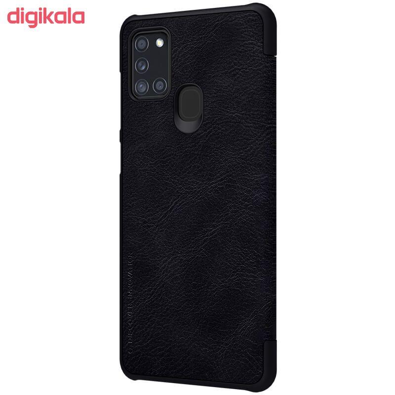 کیف کلاسوری نیلکین مدل QIN مناسب برای گوشی موبایل سامسونگ Galaxy A21s main 1 9