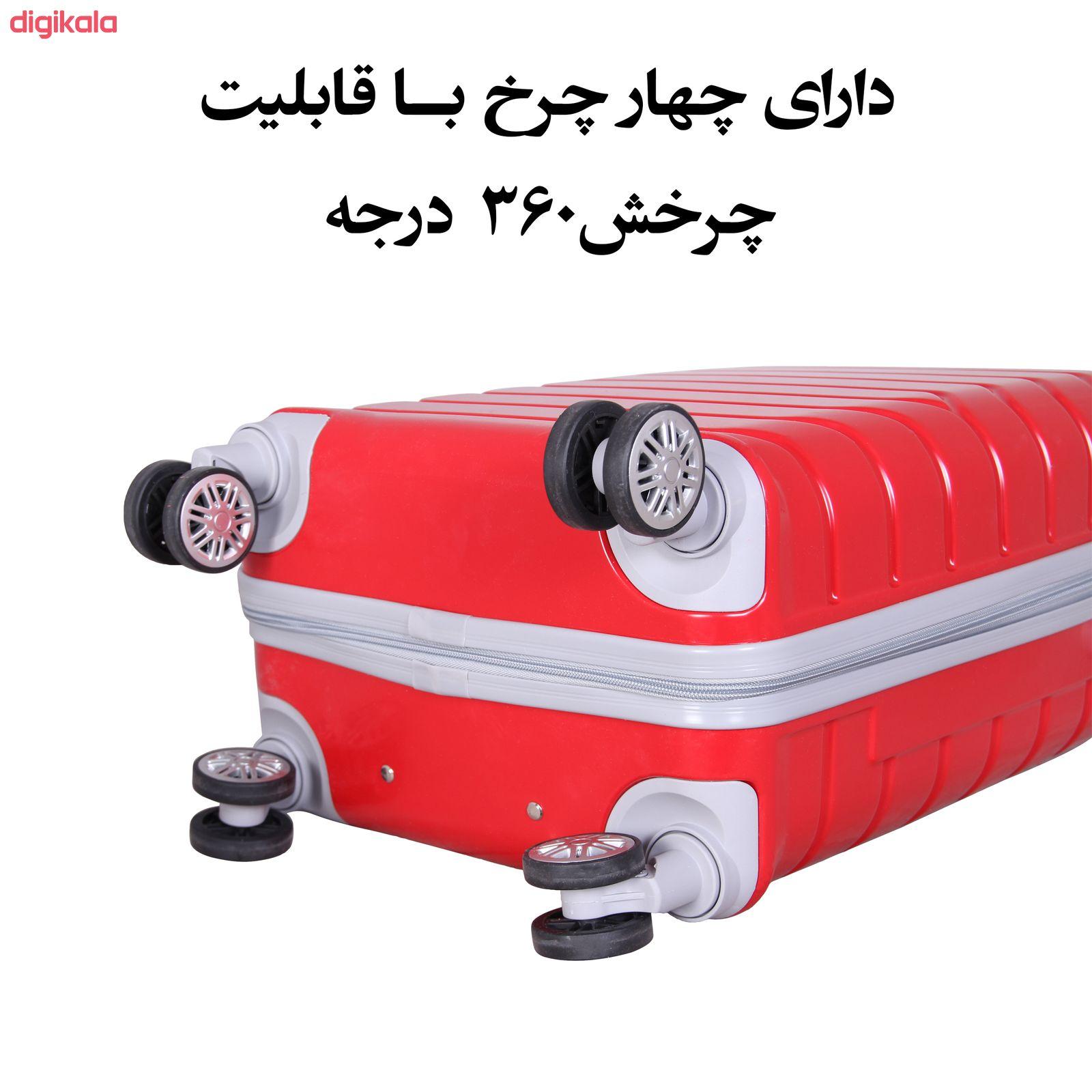 مجموعه سه عددی چمدان مدل 10021 main 1 28