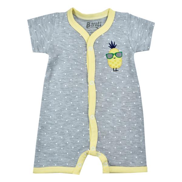 سرهمی نوزادی باولی مدل آناناس