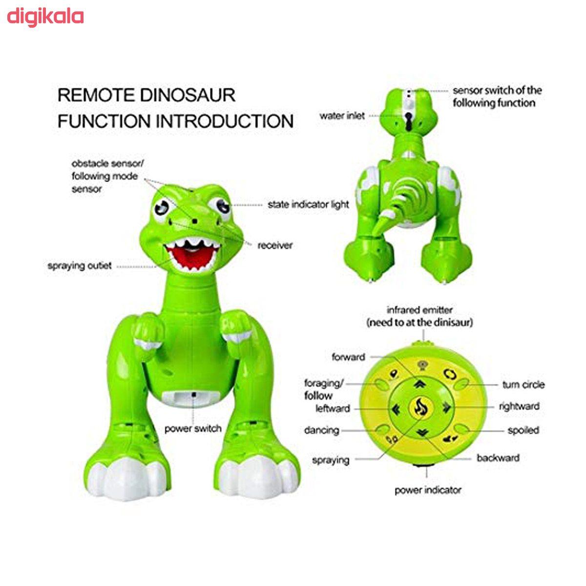 اسباب بازی طرح ربات مدل دایناسور کد 1011 main 1 1
