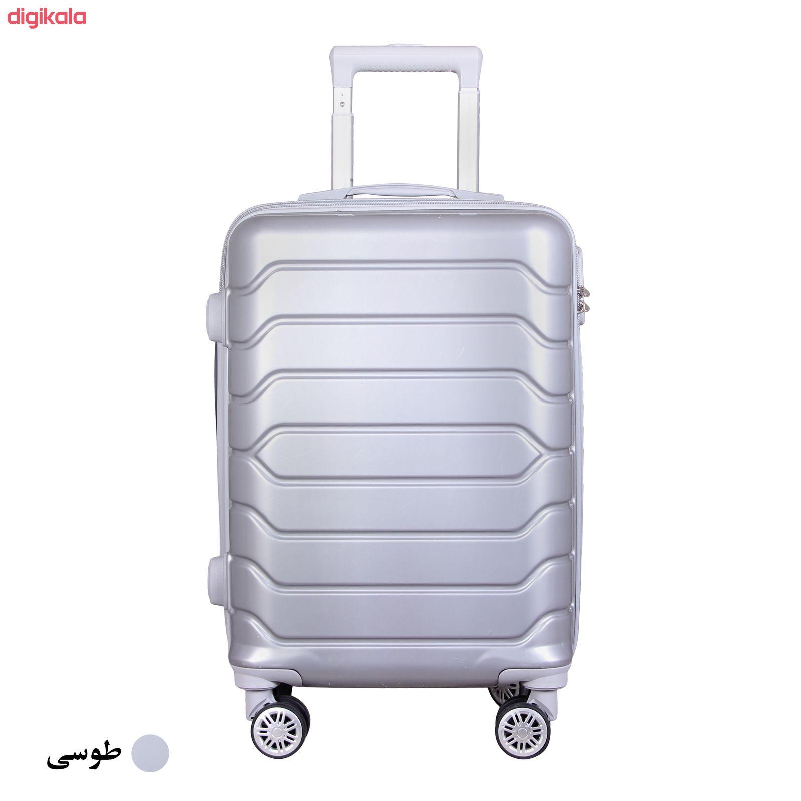 مجموعه سه عددی چمدان مدل 20020 main 1 14